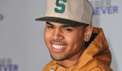 Chris Brown dopiero latem