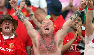 Kibice Manchesteru United