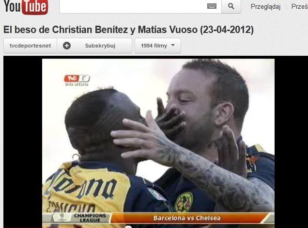 Christian Benitez i Vicente Jose Matias