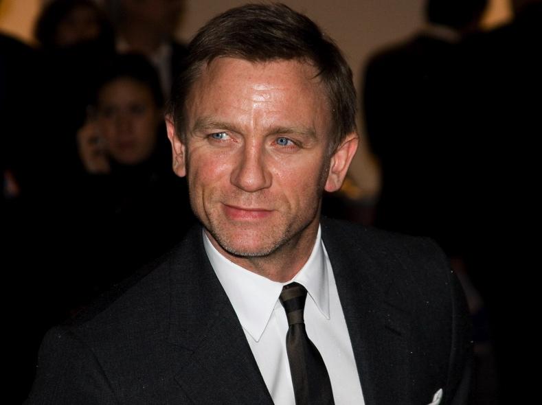 Daniel Craig jako Bond do śmierci