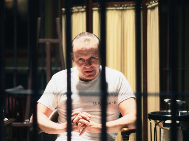 """1. Hannibal Lecter (""""Milczenie owiec"""", """"Hannibal"""", """"Czerwony smok"""")"""