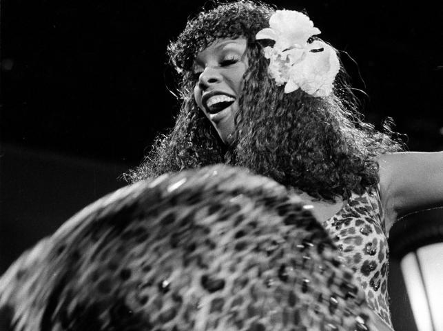 Donna Summer – sierpień 1979