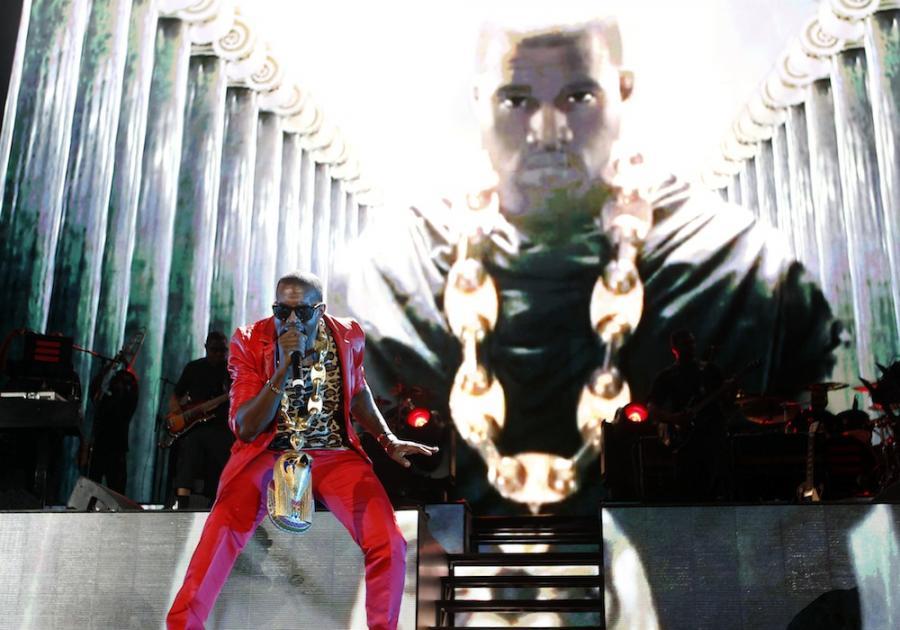 Kanye West przedstawia kolejny kawałek z płyty \