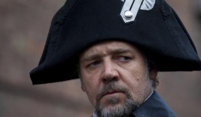 Russell Crowe, czyli twardy Inspektor Javert