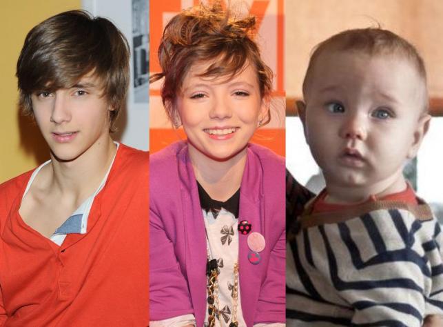 Dziecięcy aktorzy serialowi