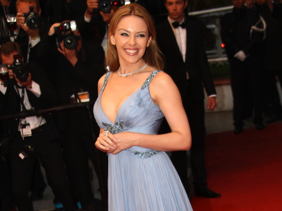 Kylie Minogue na emeryturze będzie parzyć kawę
