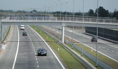 Bramki na autostradzie A2 staną w 2014 roku
