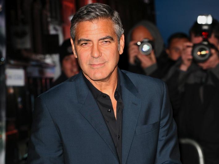 George Clooney tym razem w roli producenta
