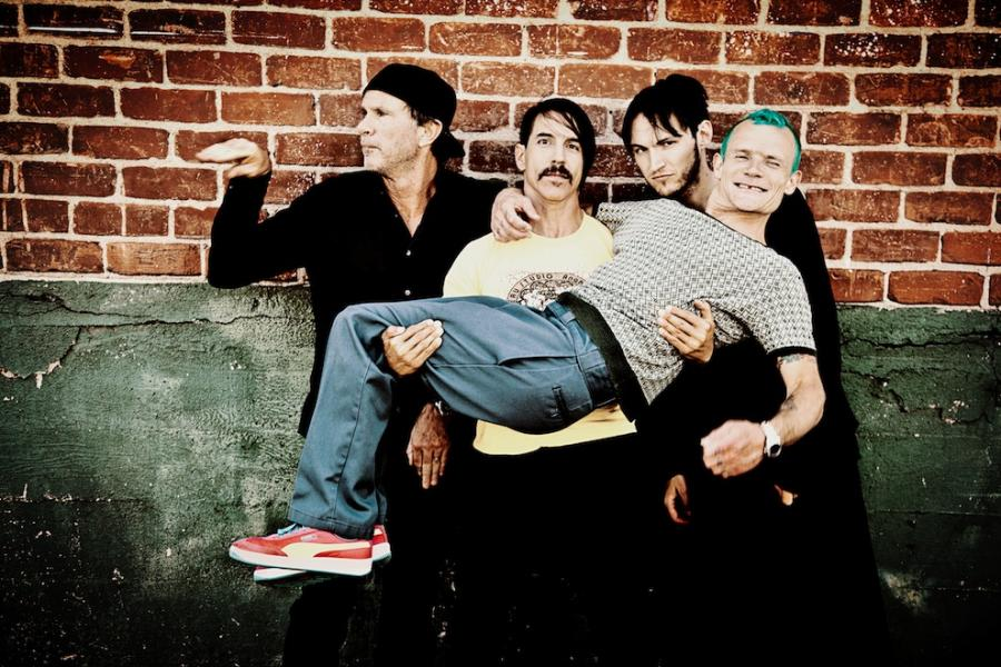 Red Hot Chili Peppers wracają do Polski