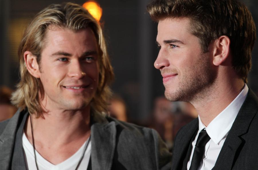 Chris i Liam Hemsworth