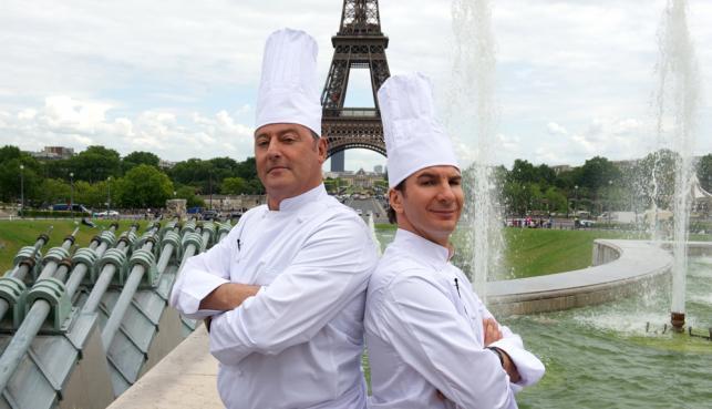 """Jean Reno i Michael Youn jako """"Faceci od kuchni"""""""
