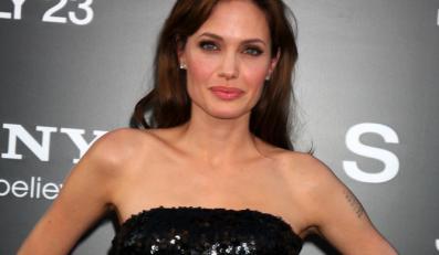 Niezłomna Angelina Jolie?