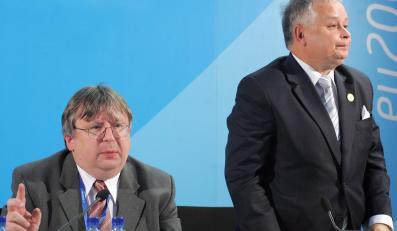 Krawczyk ma siedzieć cicho, by nie drażnić prezydenta