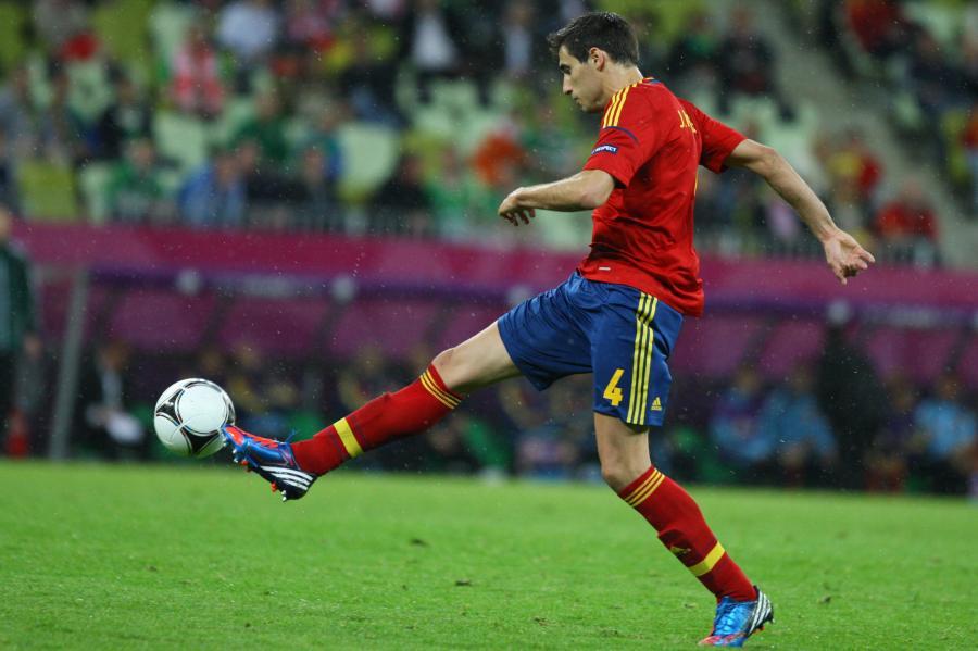 Hiszpański piłkarz Javi Martinez