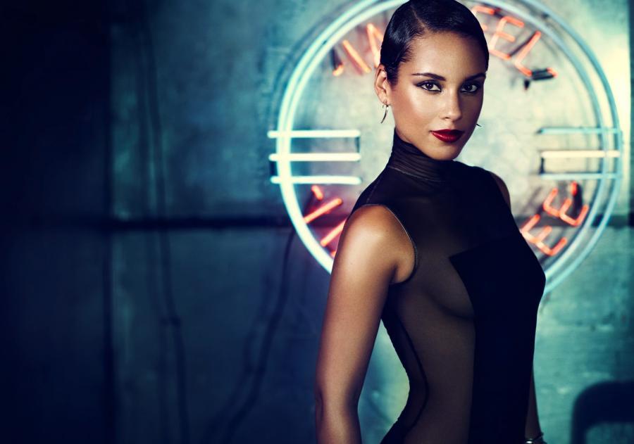 Alicia Keys z \
