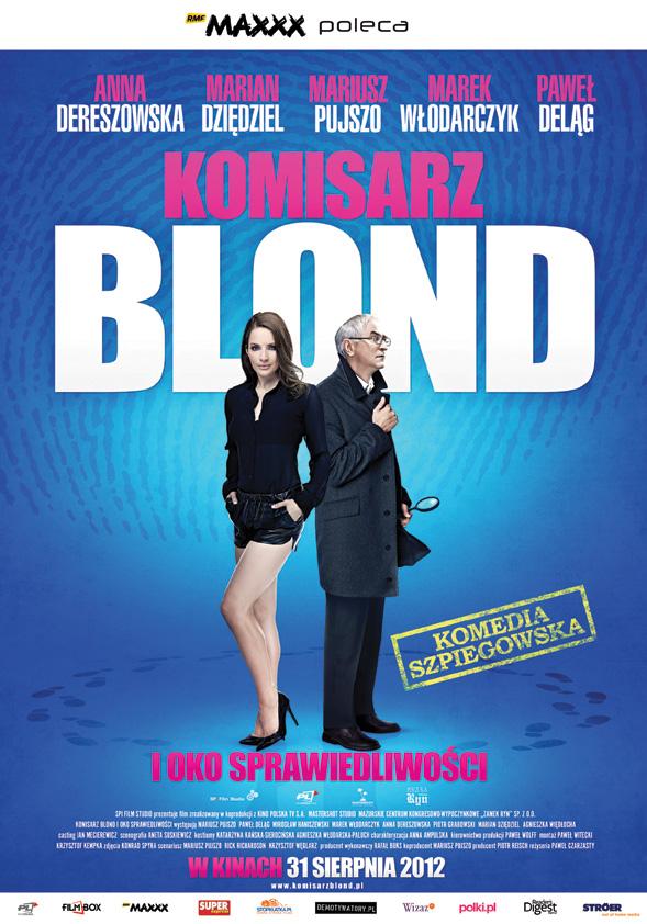 """""""Komisarz Blond i oko sprawiedliwości"""""""