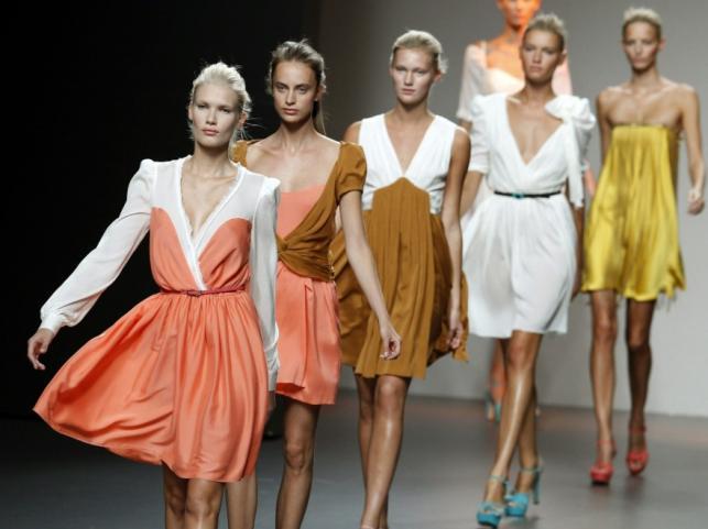 Madryt Fashion Week wiosna/lato 2013