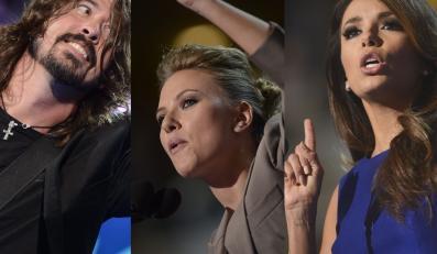Gwiazdy popierają Obamę na konwencji Demokratów
