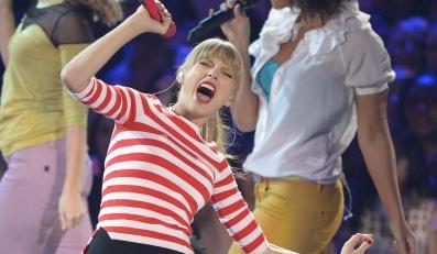 Taylor Swift na MTV Video Music Awards 2012