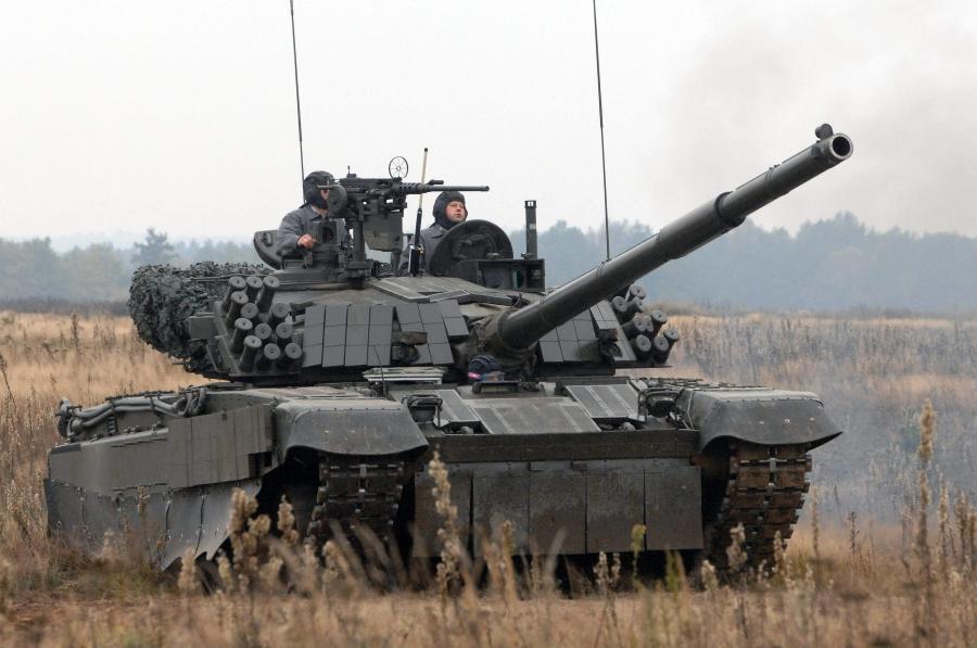 Czołg PT-91M