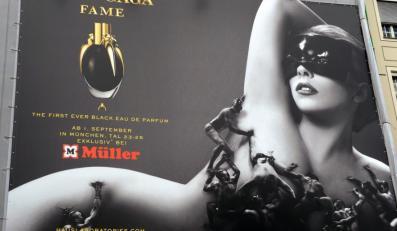 """Reklama perfum """"Fame"""" Lady Gaga"""
