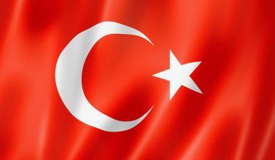 Flaga Turcji - zdjęcie ilustracyjne