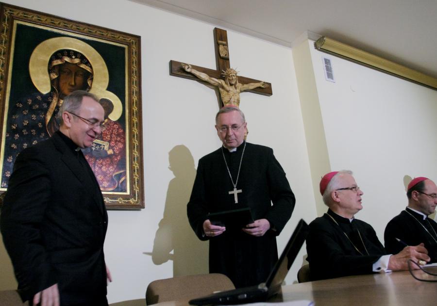 Spotkanie Episkopatu Polski