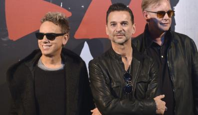 Depeche Mode na konferencji w Paryżu