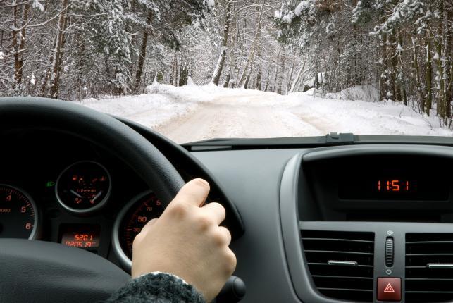 Odczekaj kilka sekund, a następnie płynnie rozpocznij jazdę…
