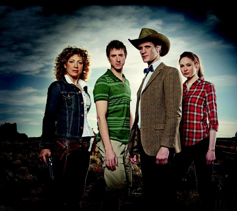 Doktor Who i jego ludzie