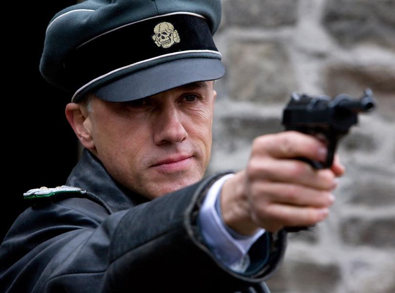 Christoph Waltz w filmie \