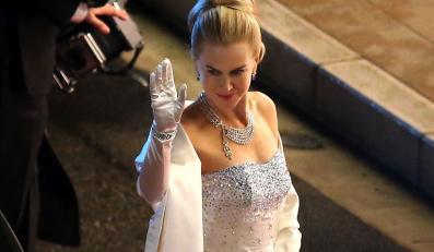 Nicole Kidman jako Grace Kelly