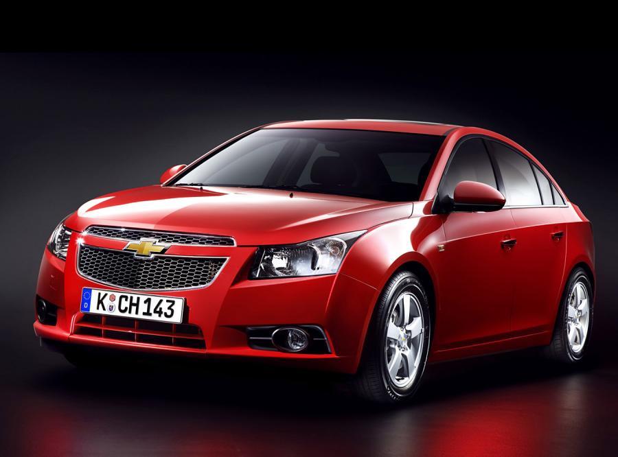Zobacz pierwsze zdjęcia nowego Chevroleta