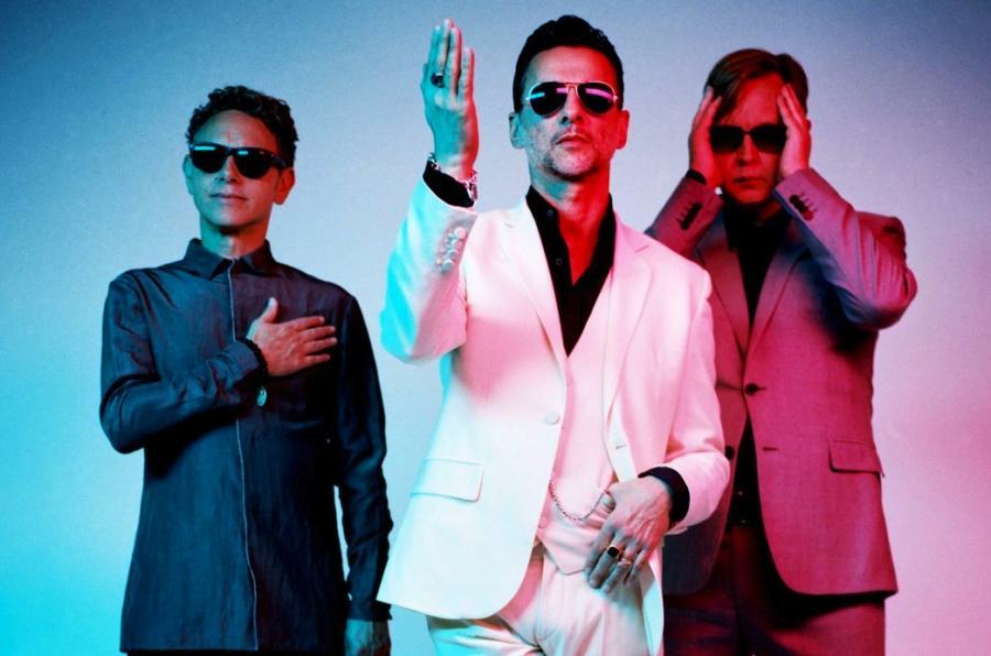 Depeche Mode pokazuje swoje niebo