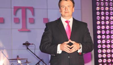Miroslav Rakowski, prezes Polskiej Telefonii Cyfrowej