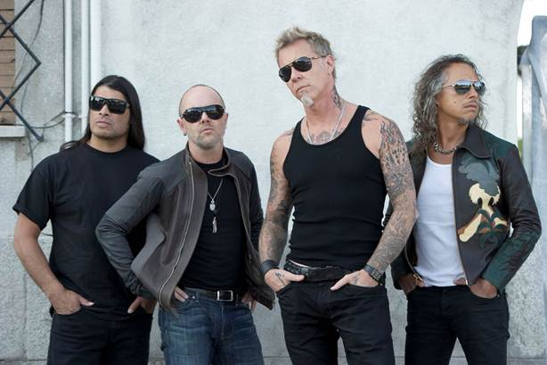 Metallica wydaje \