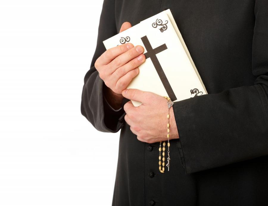 Ksiądz - zdjęcie ilustracyjne