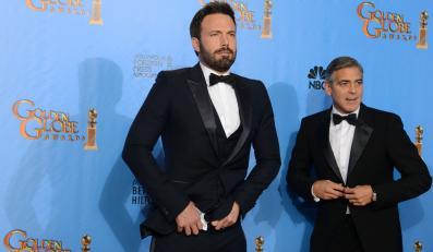 Ben Affleck nagrodzony Złotym Globem