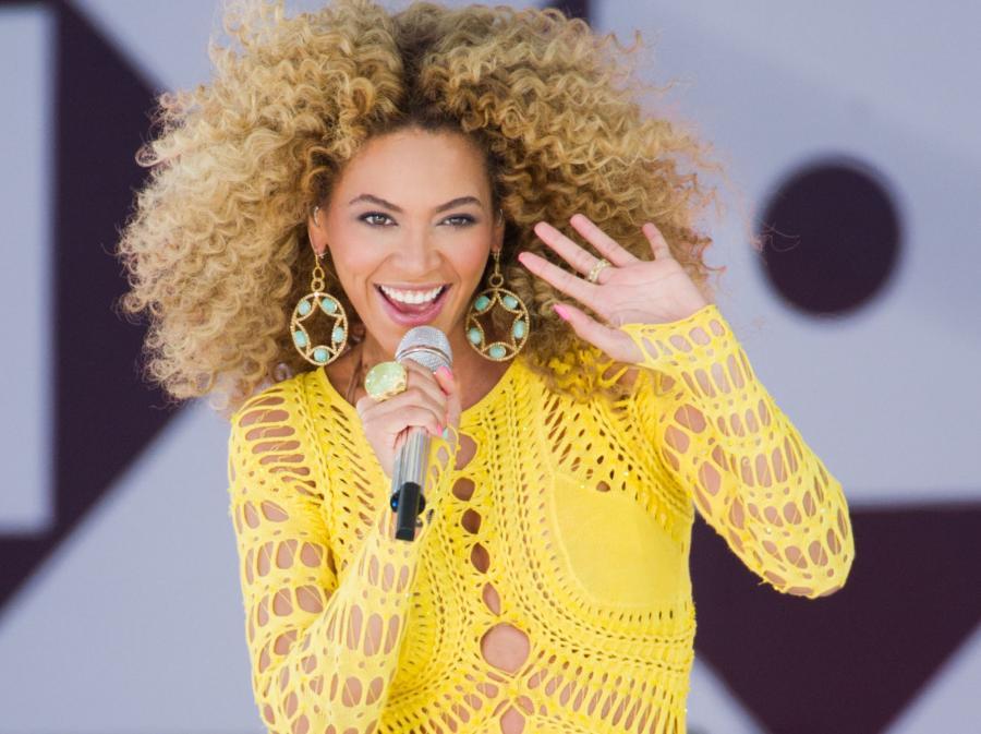 Beyoncé druga na liście OLiS-u