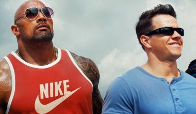"""Sztanga i cash"" – Mark Wahlberg i Dwayne Johnson"