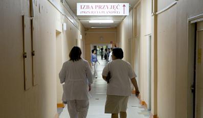 Radomskie pielęgniarki odeszły od łóżek