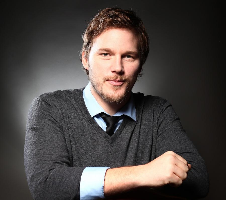Chris Pratt gwiazdą \