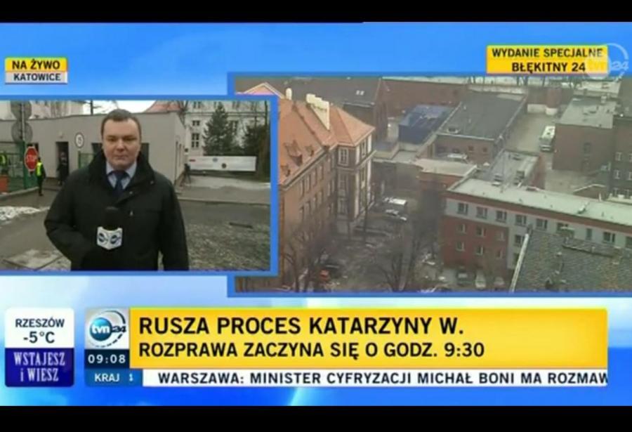 TVN24 BiŚ ma być abitniejszym bratem TVN24