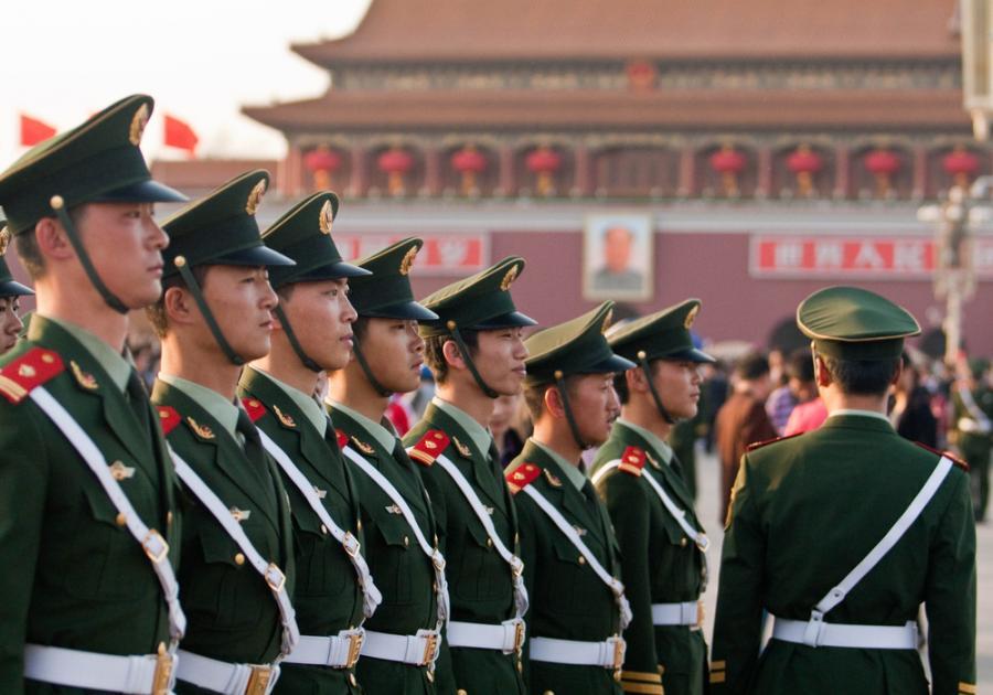 Armia chińska