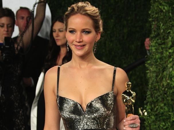 Jennifer Lawrence uczci swój sukces odpoczynkiem na kanapie
