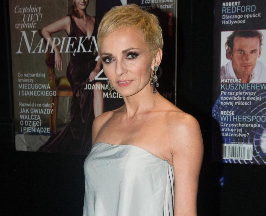Anna Wyszkoni już nie zaśpiewa piosenek w stylu \