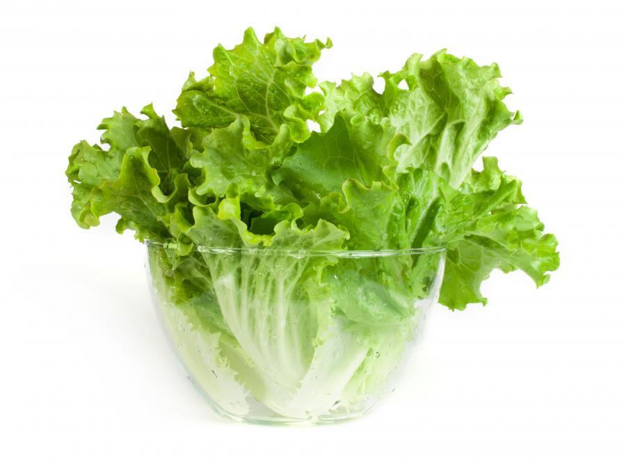 2. Zielone, wiosenne warzywa