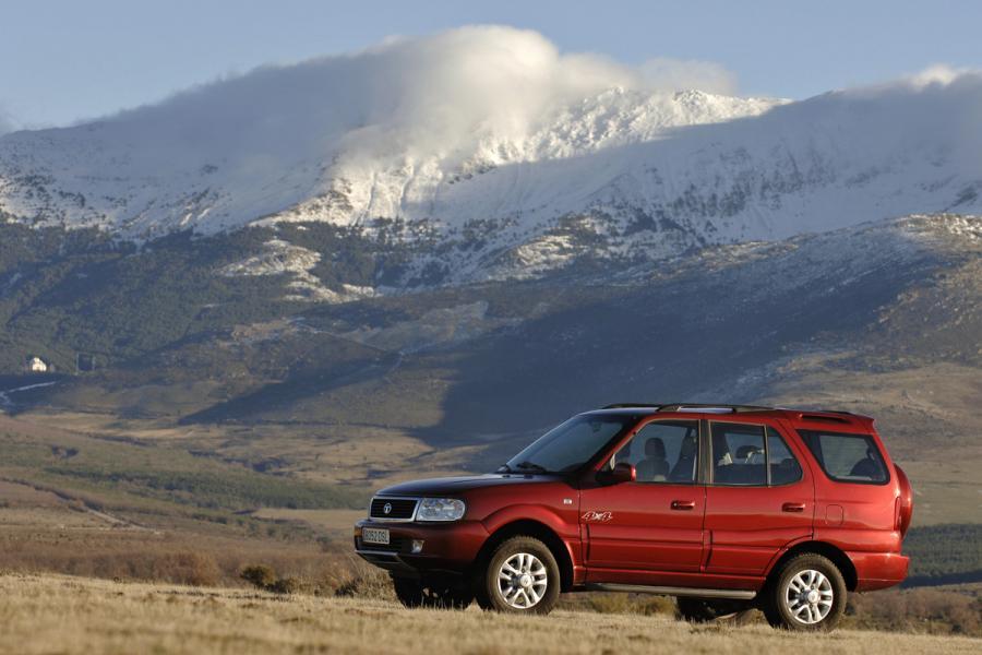 TATA Safari, czyli SUV z Indii