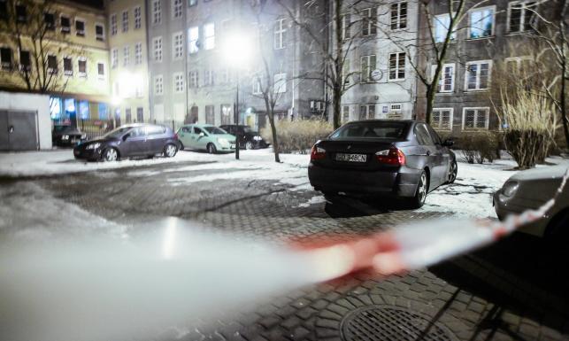 Brutalne morderstwo w centrum Gdańska. Są nagrania z monitoringu