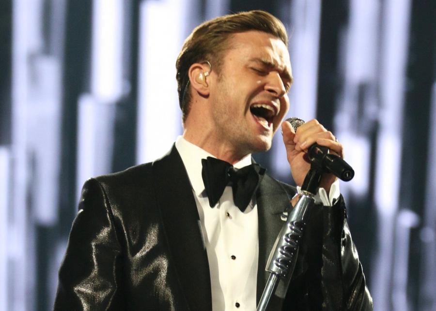 Justin Timberlake wciążnajlepszy na Wyspach